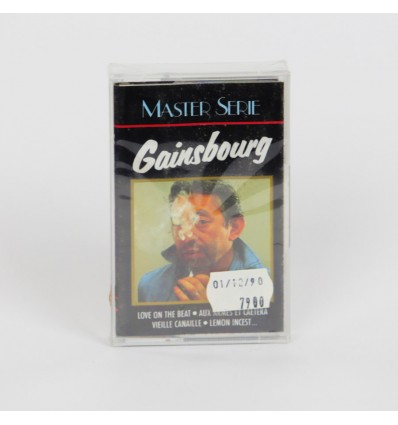 Serge Gainsbourg - Gainsbourg Master Serie